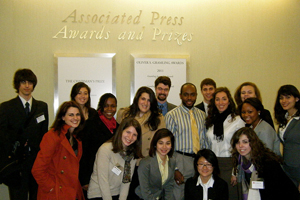 Group at the Associated Press