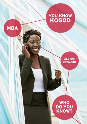 MBA Alumni Referral Kogod Campaign