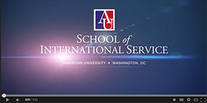 Watch The SIS Graduate Experience Video