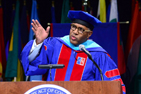 CEO Delivers SIS Commencement Address